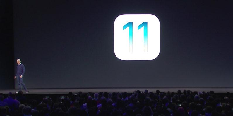 Κυκλοφόρησε το iOS 11