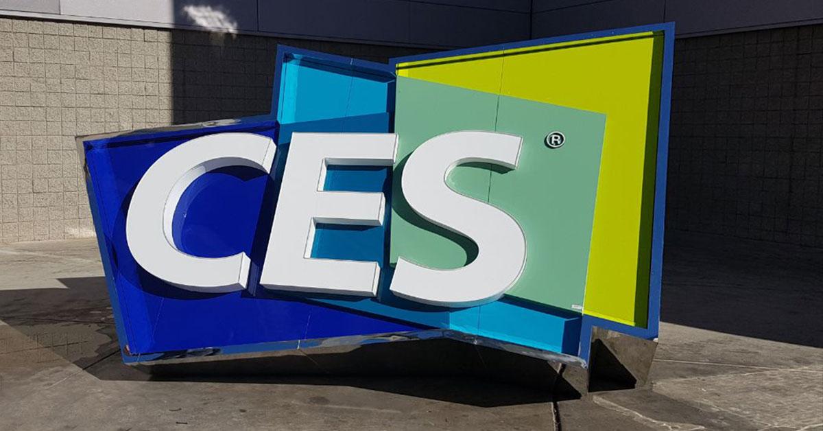 H Electroholic στην CES (Consumer Electronics Show) 2018 στο Las Vegas